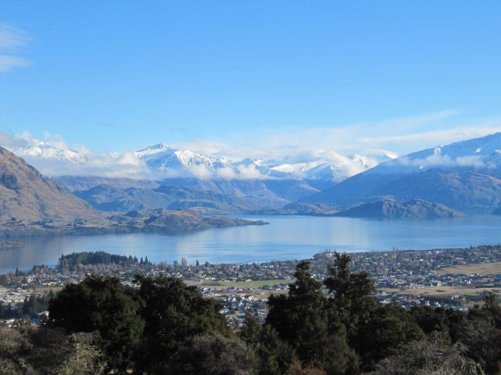 Découvrir Wanaka, Nouvelle-Zélande avec mon auto!